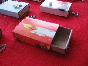 Beckon Yoga Clothing close up of one box