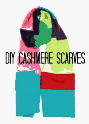 Beckons Yoga Clothing DIY Cashmere Scarf