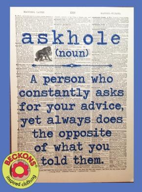 Askhole cc